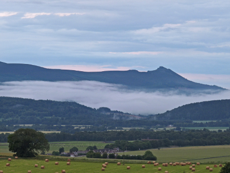 Bennachie Hill Range, Pitcaple, Inverurie AB51 5HY